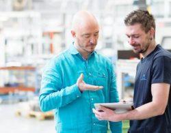 Moderner Arbeitgeber? Mittelstand aus Bayern lebt Industrie 4.0