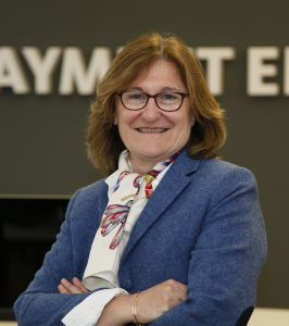 Marie-Hélène Georges, Managing Director Europa CYBERservices SA Group (Bild: PAYMILL)