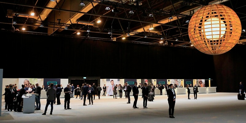 MCL auf der HPE Discover 2017 in Barcelona