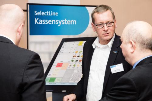 Auf der SelectLineLIVE können sich Unternehmen kostenlos zu ERP-Lösungen beraten lassen. (Bild: SelectLine)