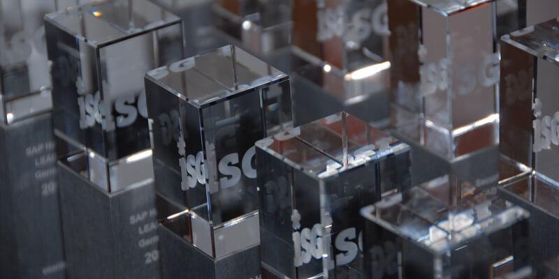 Die Auszeichnungen der ISG Provider Lens 2018