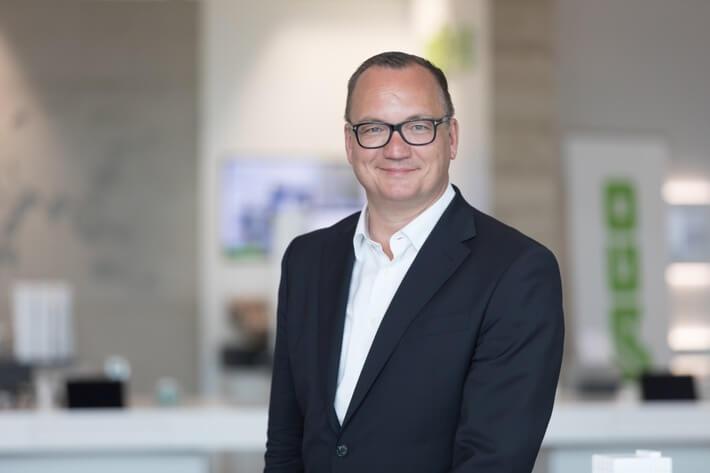 Christian Sallach, Chief Digital Officer bei WAGO.