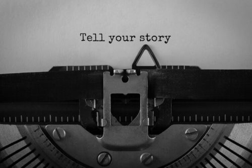 Tell your story – your pain points and what moves you.  Source: iStock / Michail Petrov