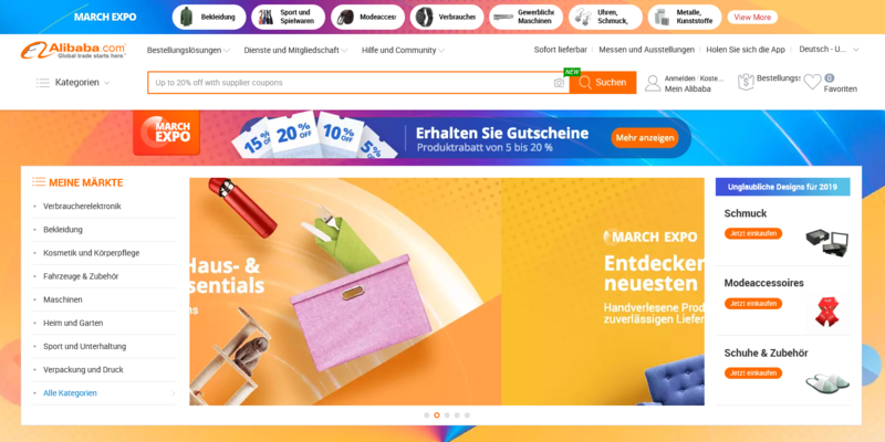 Alibaba has been launched in Germany - MyBusinessFuture