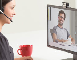 10 Tipps für ein professionelles Auftreten im Video Call