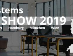 rexx systems Roadshow: Experten und Kunden geben Ihnen Einblicke in die rexx systems Software-Lösung